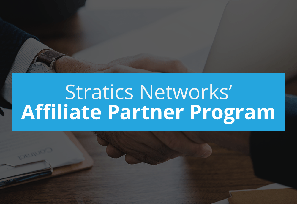 Introducing the Stratics Networks' Affiliate Partner Program