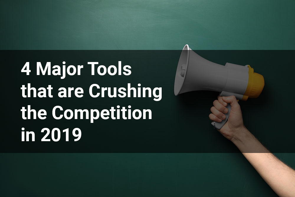 4 Major communications tools that are crushing the competition in 2019. By Stratics Networks